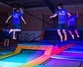 I Jump Mansfield Trampoline Park