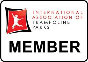 We are members of the International Association of Trampoline Parks